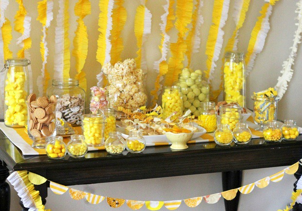 yellow-party-celebrations